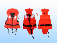 Adult and kids buoyancy aids with CEISO12402